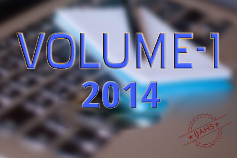 Volume 01 First Edition